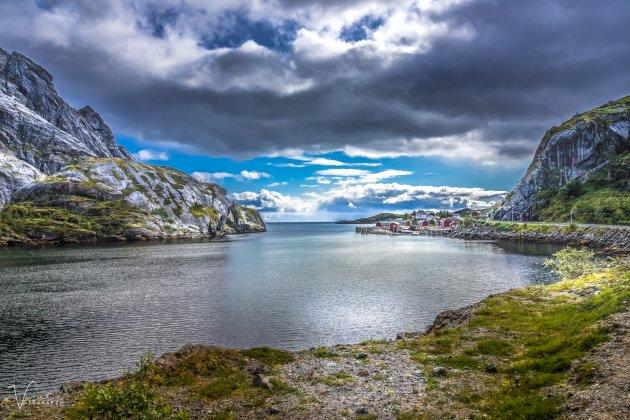 Onderweg door de Lofoten