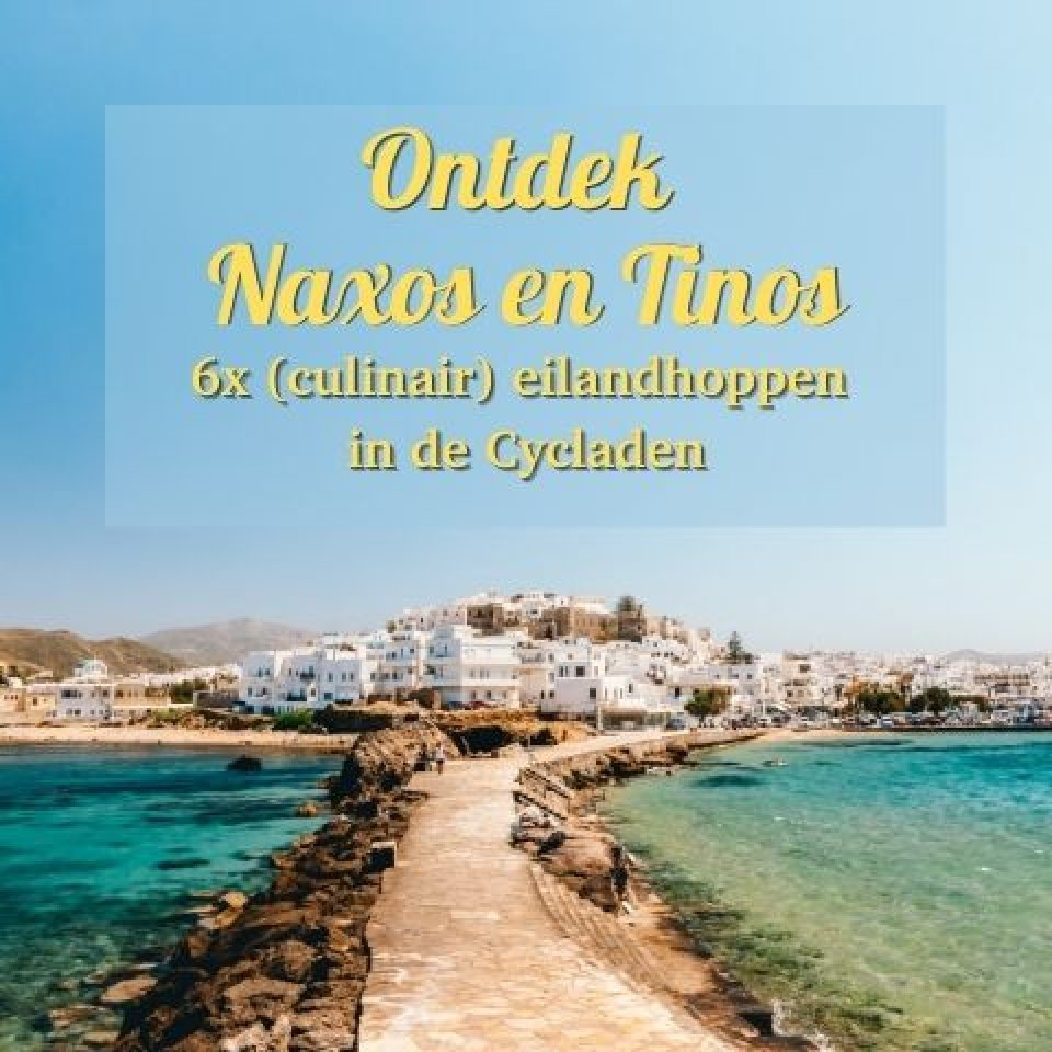 Naxos en Tinos