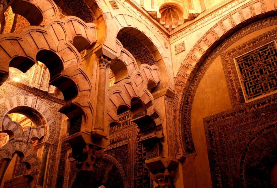 Mezquita, Cordoba Spanje