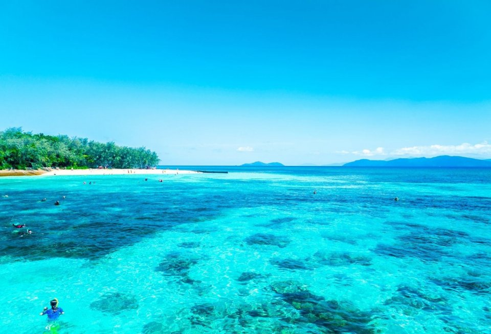 Great Barrier Reef. Foto: Getty Images