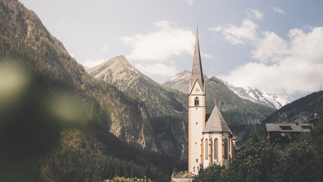 Heiligenblut - een droomachtige locatie