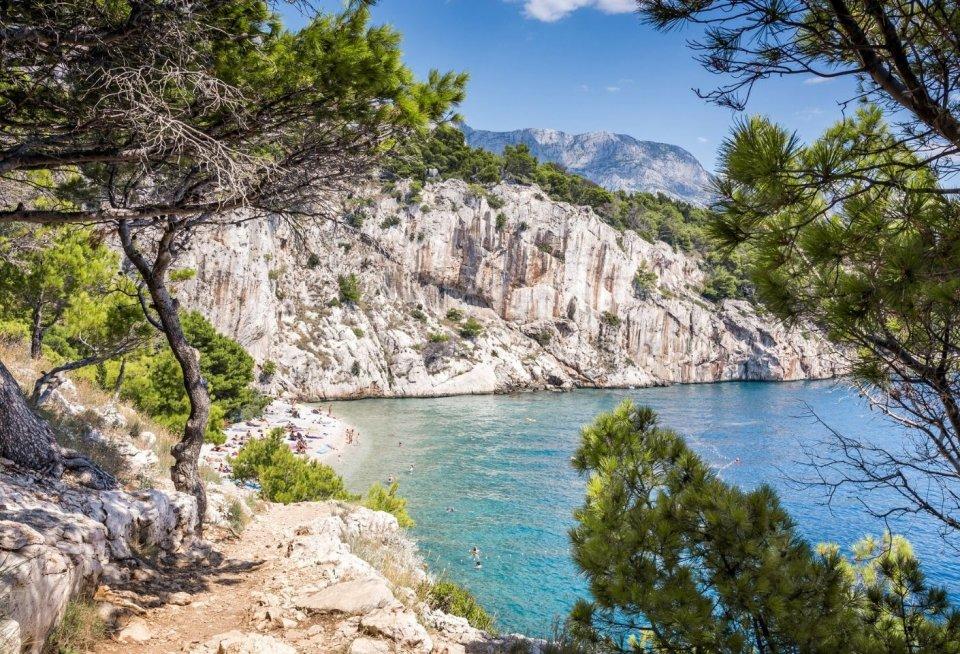 Nugal in Kroatie. Foto: Getty Images