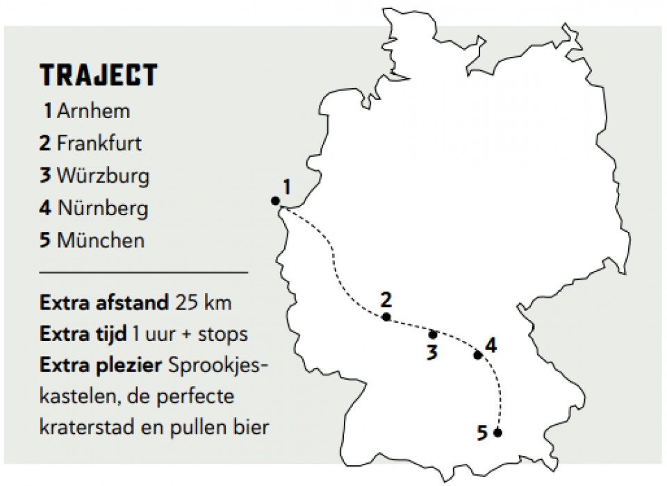 Autoroute Duitsland