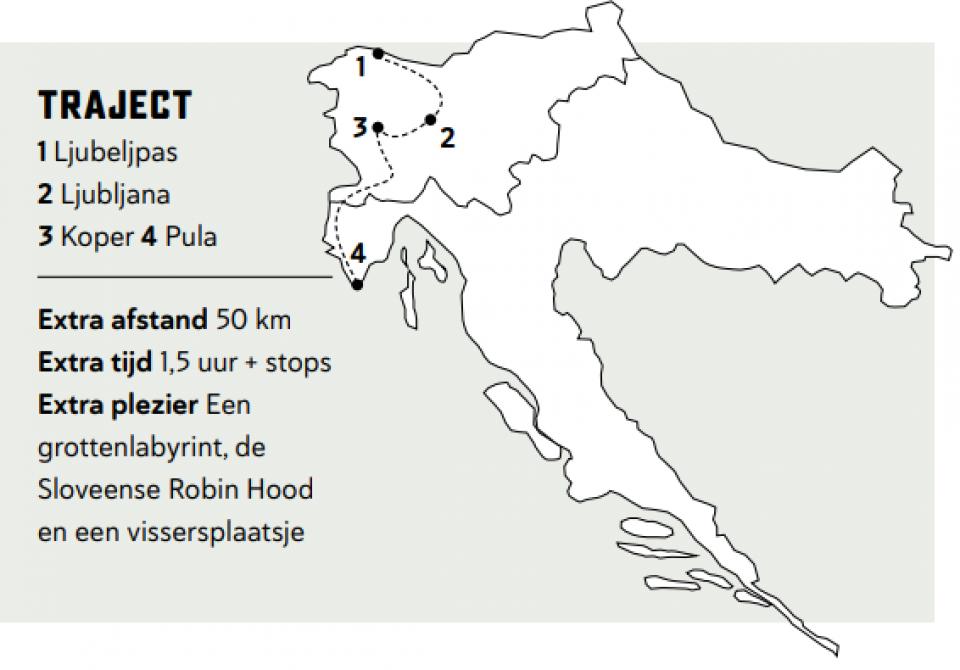roadtrip slovenië en kroatië