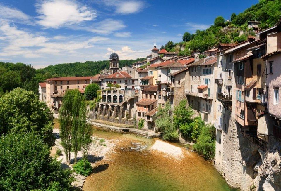 Pont-en-Royans. Foto: Getty Images