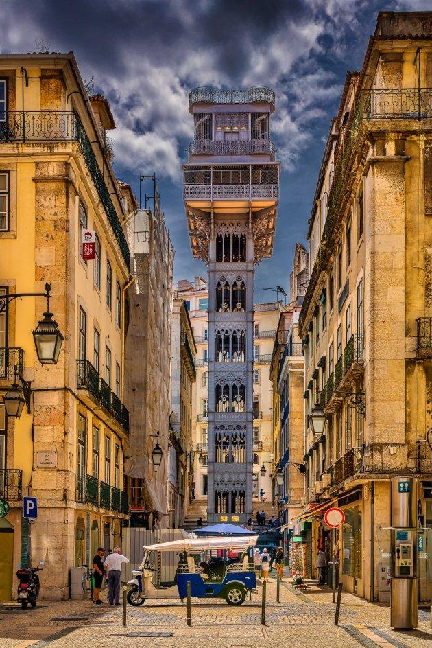 Eiffeltoren van Lissabon