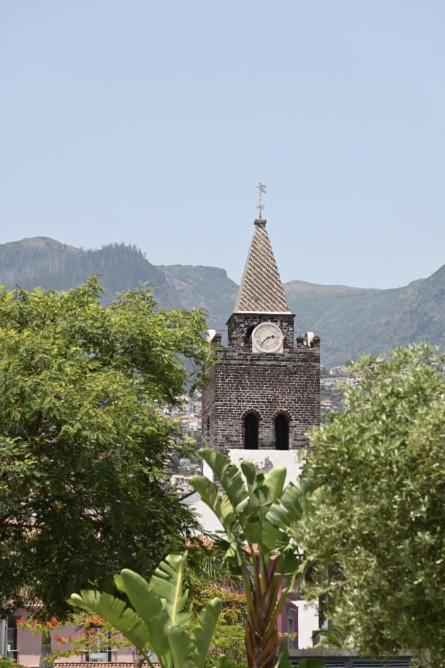 Kerkje in Funchal
