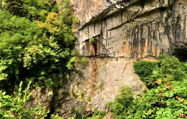 Rondgang Škocjan Caves