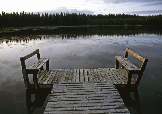 Steiger in Finland