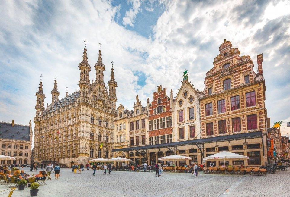 Wandeltochten Leuven - Jakergb