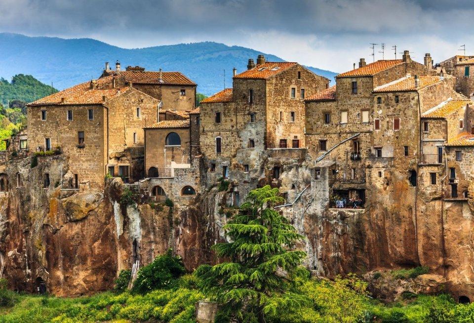 Wandeltochten - Pitigliano - Getty Images