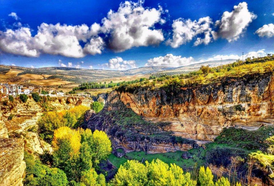 Wandeltochten - Alhama de Granada Spanje - Getty Images