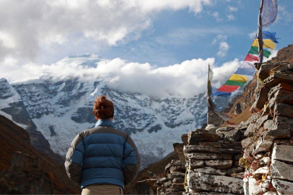 Wandeltochten in Bhutan CREDIT Getty Images