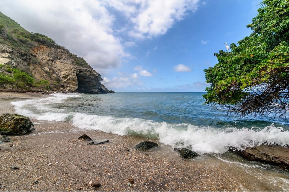 Wandeltochten - strand Venezuela CREDIT Getty Images