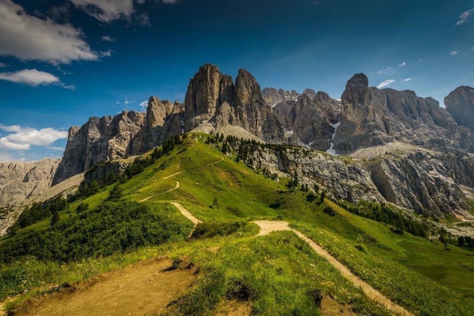 Wandeltochten - Mont Blanc Italie - Getty Images