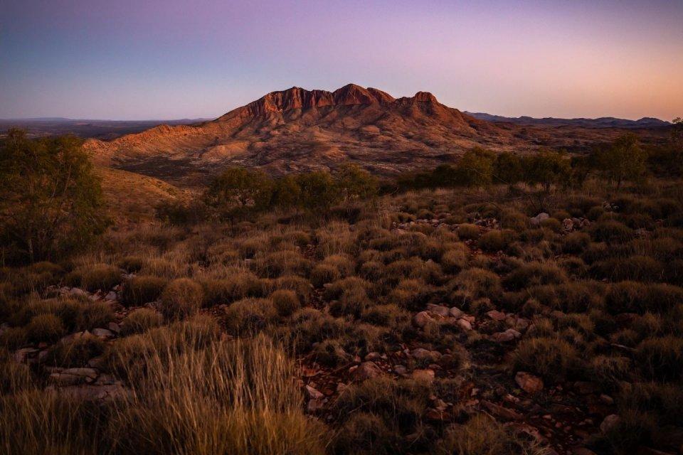 Wandeltochten - Larapinta Trail - Getty Images