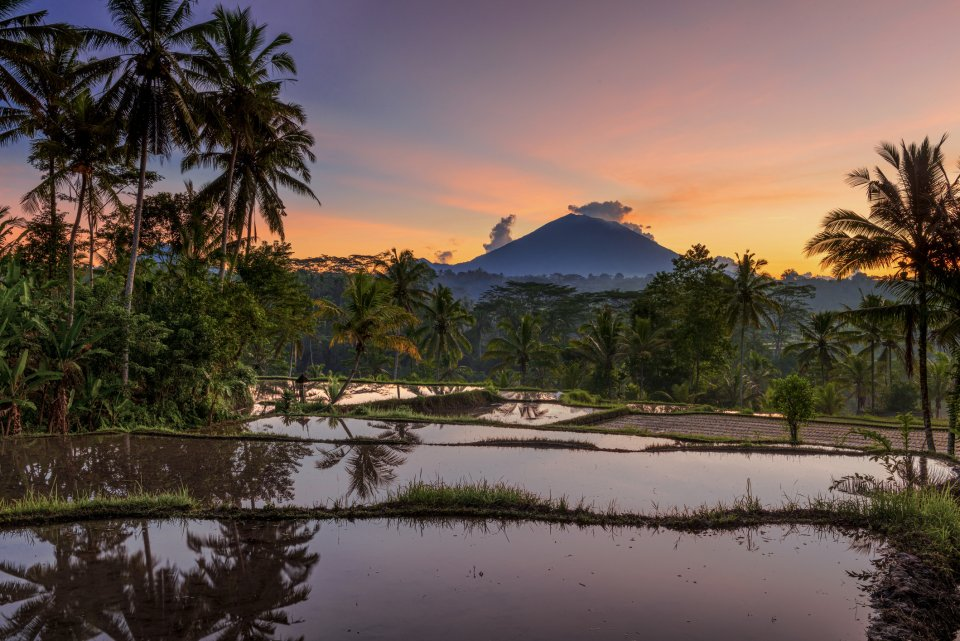 Wandeltochten - Gunung Agung in Bali CREDIT iStock