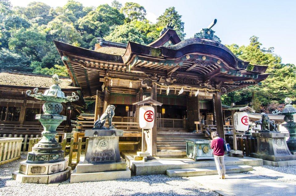 Wandeltochten Tokushima CREDIT iStock