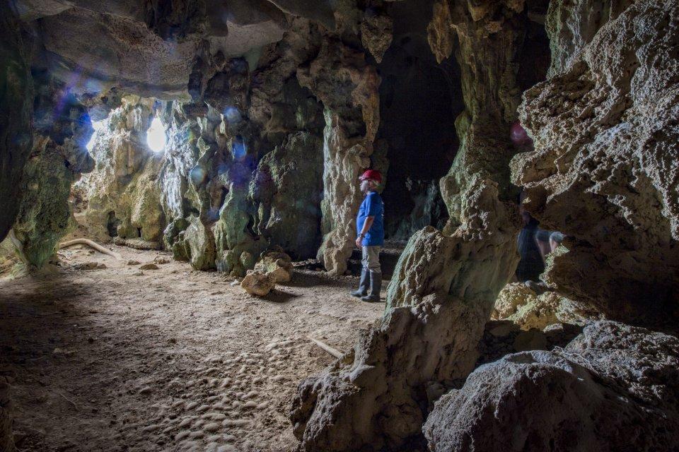 Cueva del Indio in Cuba CREDIT istock