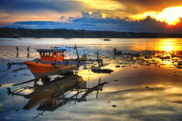 Panglou sunset 3
