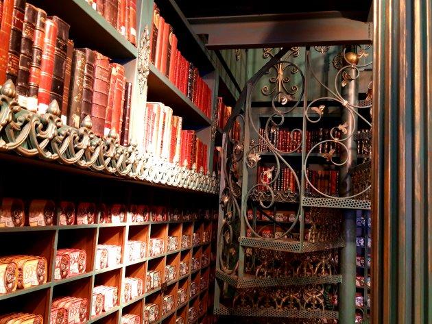 Sardientjes en boeken