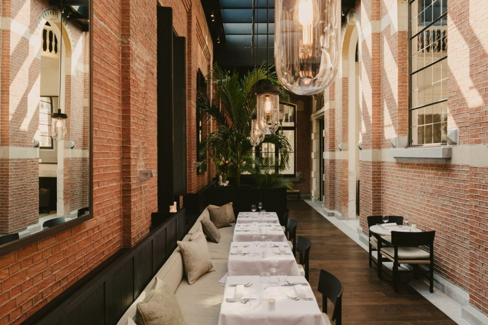 August Antwerp. Credit: Design Hotels
