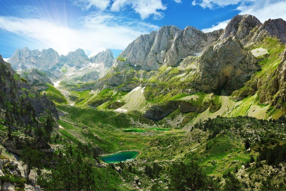 Wandelen door Albanië CREDIT iStock