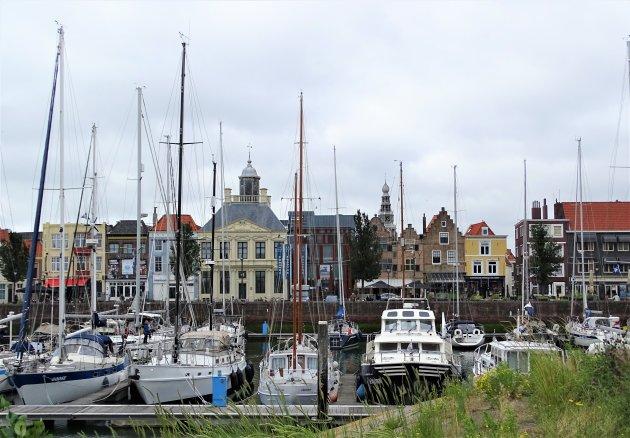 Vissershaven Vlissingen.