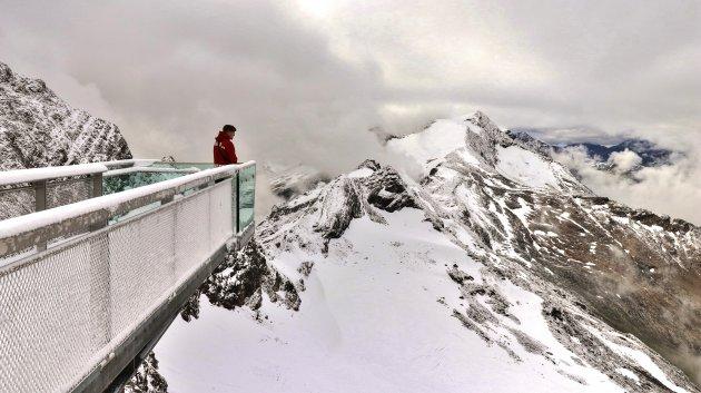Uitkijkpunt Kitzsteinhorn 3029m