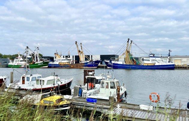 Vissershaven.