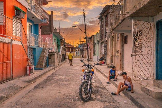 Het leven in Santiago De Cuba