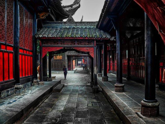 Zhaojue tempel