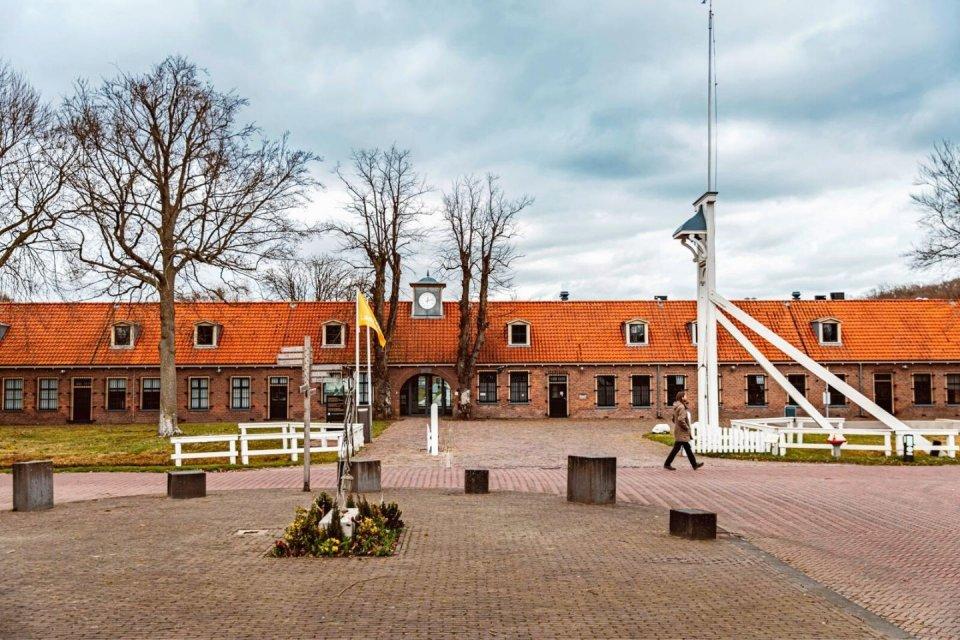 Koloniën van Weldadigheid, Drenthe. Foto: Sophia van den Hoek