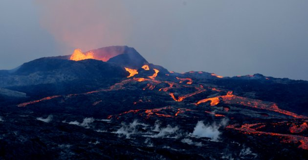 Landscape of Fire