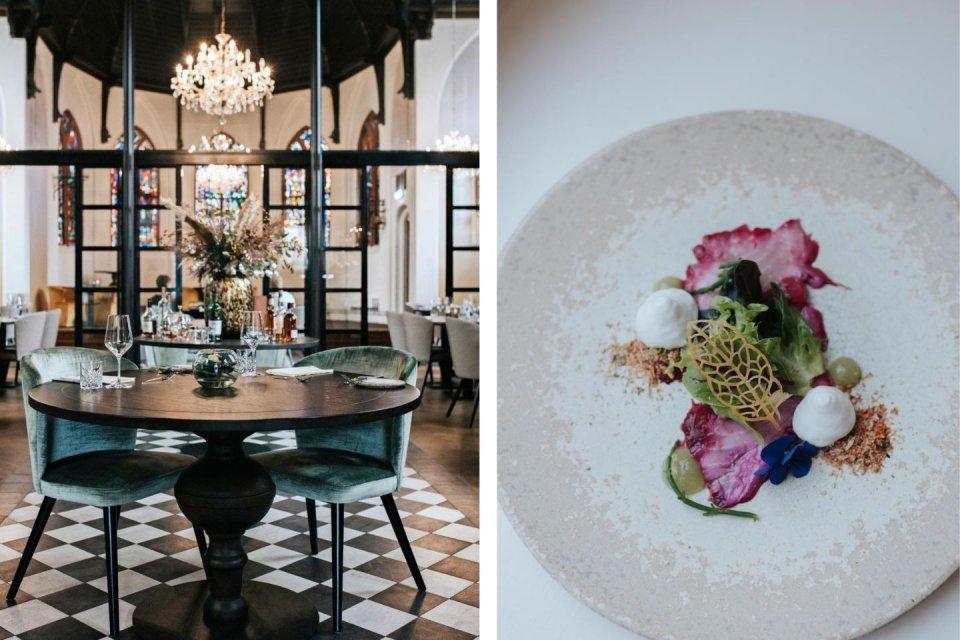 Restaurant de Basiliek CREDIT Alieke Eising