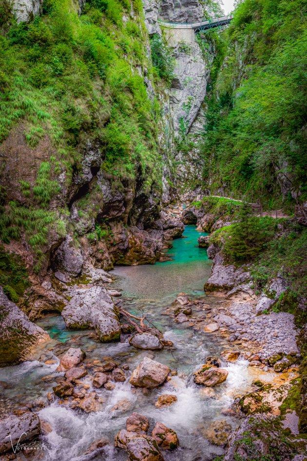 Tolmin Gorges (2)
