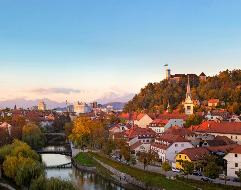 Ljubljana CREDIT iStock