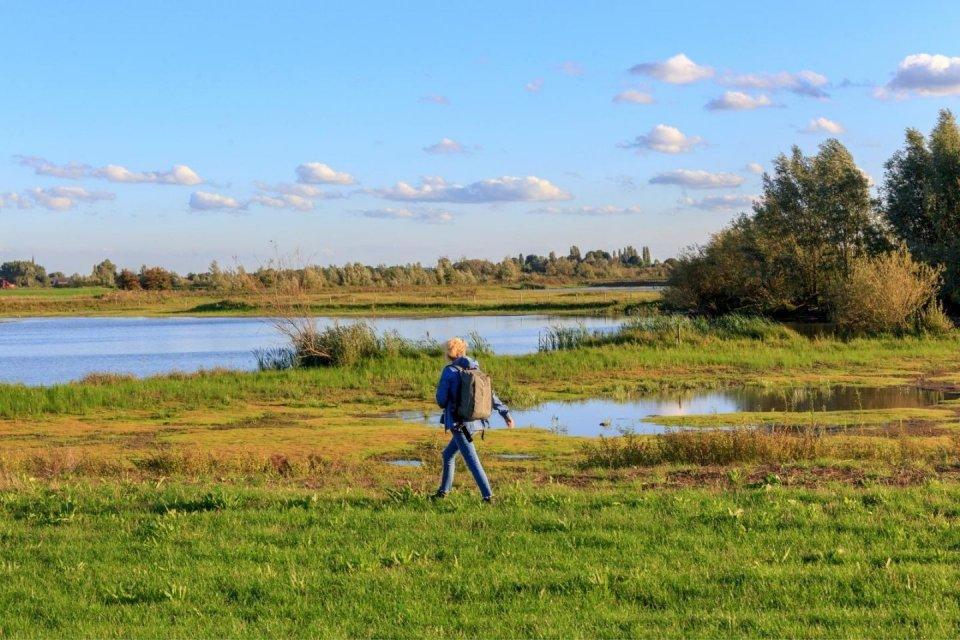 Wandelen in regio Arnhem CREDIT Jurjen Drenth