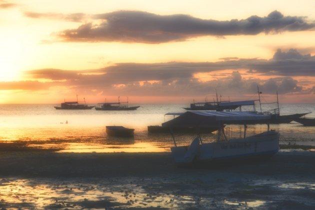 Malapascua sunset