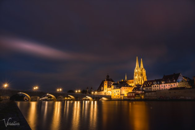Regensburg by Night