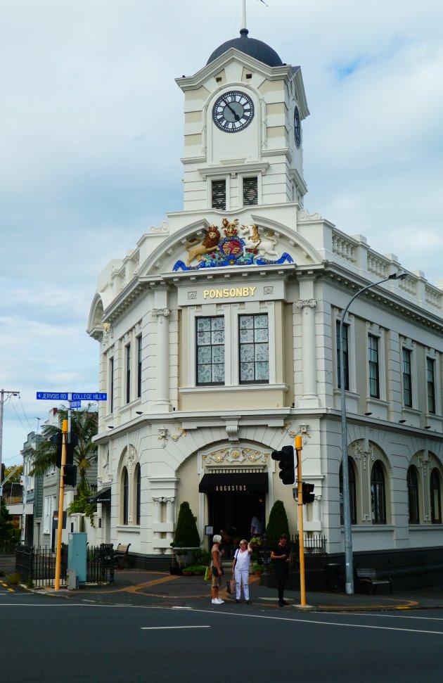 Former Post Office
