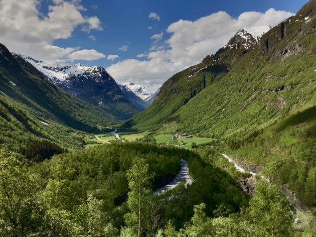 Lente in Noorwegen