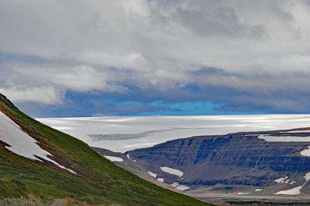 Drangajökull gletsjer