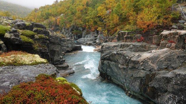 Ongeplande trip naar Breheimen Nasjonal Park