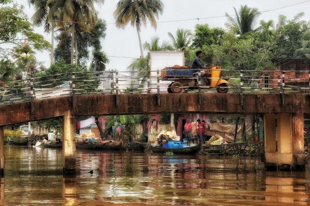 Leven aan de backwaters