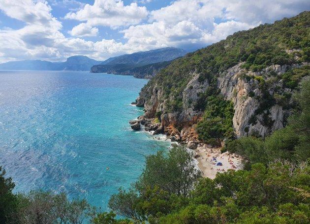 Sardinië: contrast op zijn mooist.