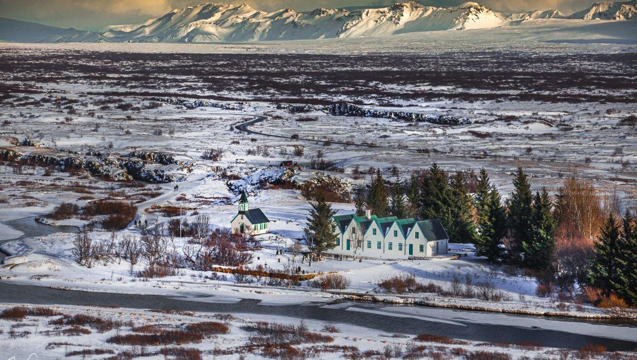 Onderweg door Zuid-IJsland