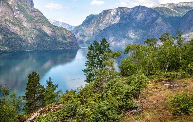 Zomers Noorwegen