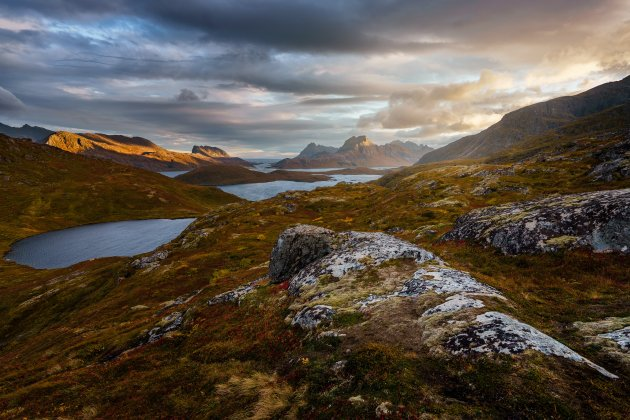 Herfst op de Lofoten - Ryten trail