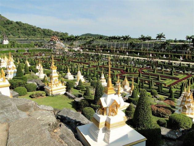 Nong Nooch Tropical Park.